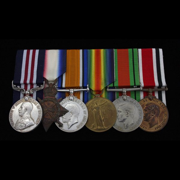 Military Medal 1