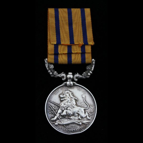British South Africa Company Medal 2
