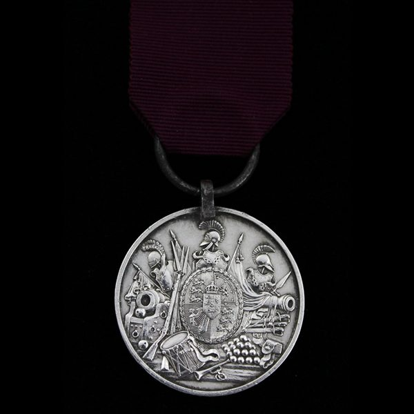 Army Long Service and Good Conduct Medal 1