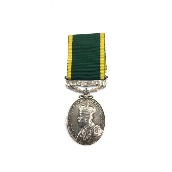 Efficiency Medal bar India Railway 1