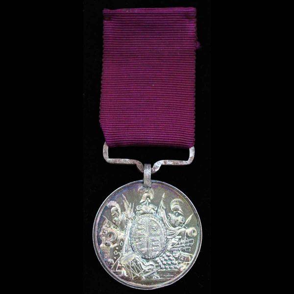 Army LSGC 29th Regt 1846 1