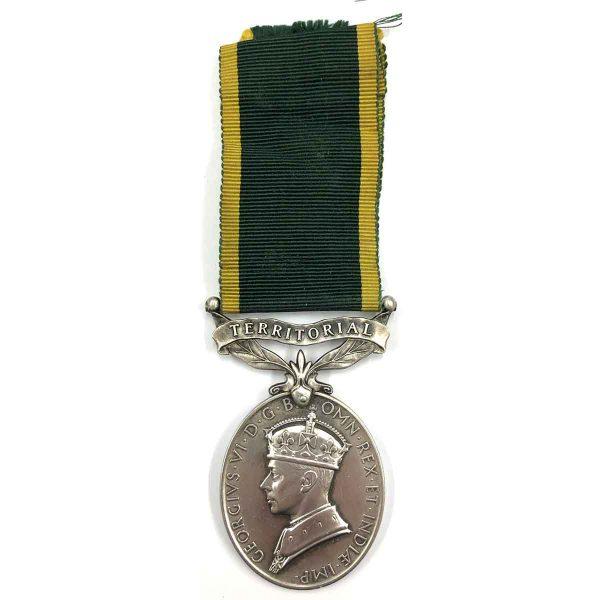 Efficiency Medal Royal Military Police 1