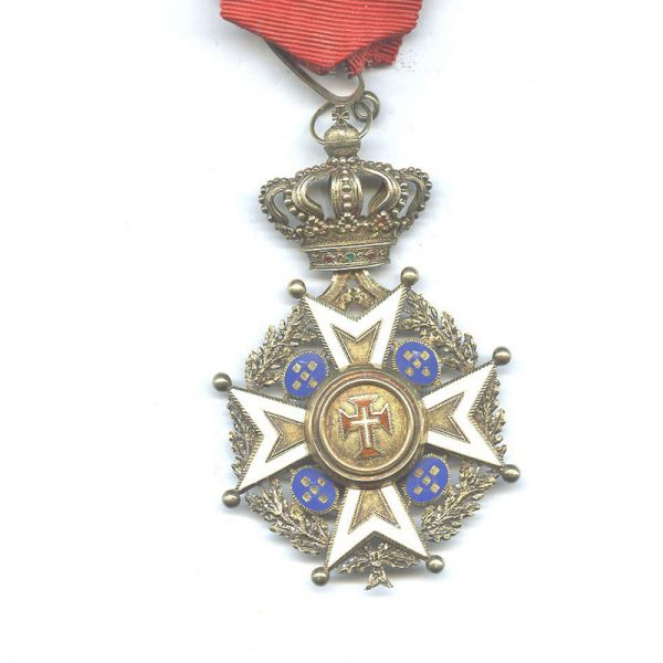 Order of Christ  Commander Military 2