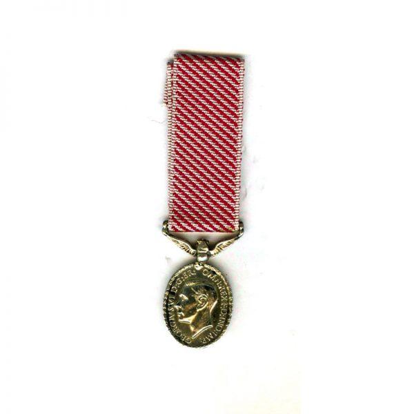 A.F.M. (GVI) silver(L21654)  N.E.F. £65 1
