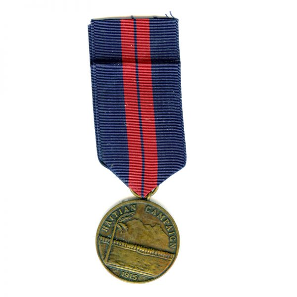 Haiti Campaign 1915  Marine Corps 1