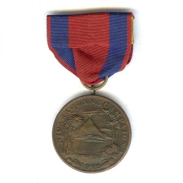 Nicaragua Campaign 1912   Marine Corps 1