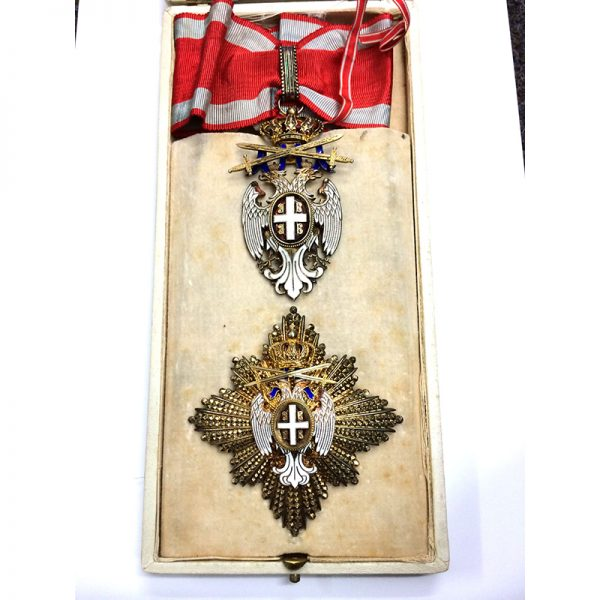 Order of The White Eagle 1