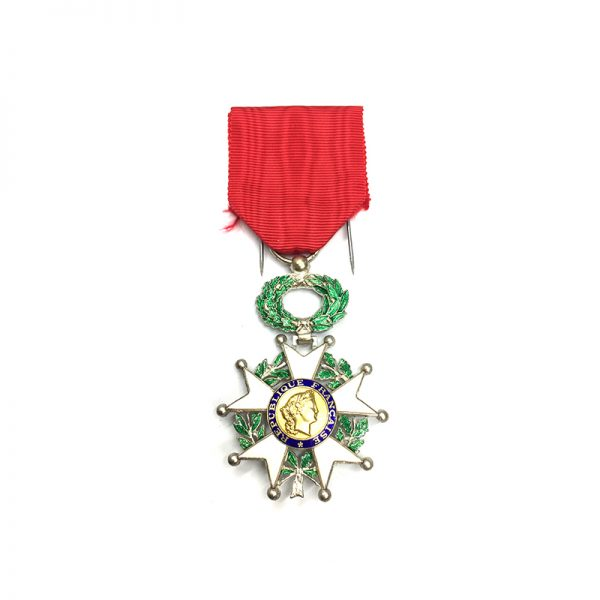 Legion D'Honneur 1951-1962 IVth Republic 1