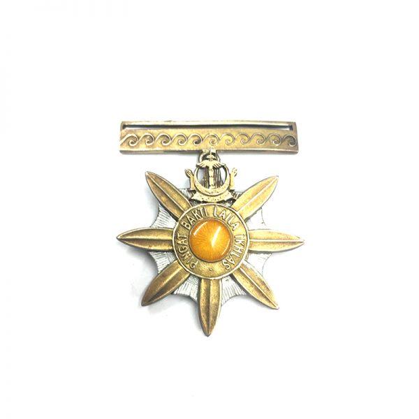 Armed Forces Service Decoration (Pingat bakti Laila Jasa Ikhlas) 1