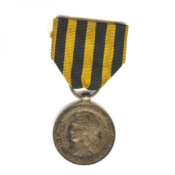 Dahomey campaign Medal 1892 (L26865)  N.E.F. £145 1