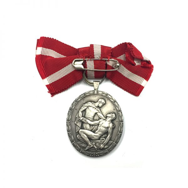 Golden Merit Medal of the Republic 2