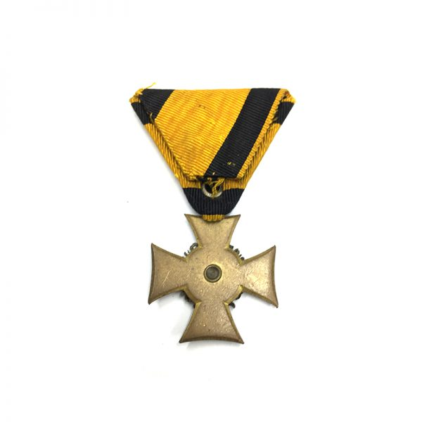Military L.S.Cross Officer 2nd type 1867-1890 for 25 years(L27394)  G.V.F. £95 2