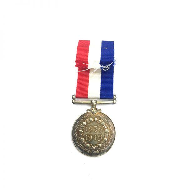 1939/45 Home Service silver(L27406)  E.F. £55 2