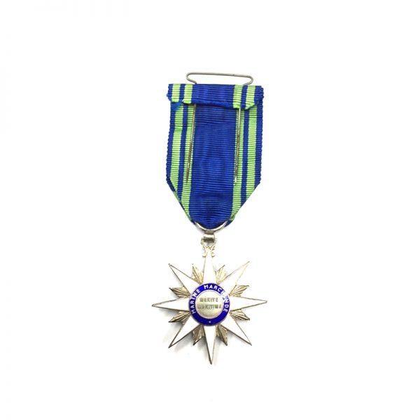 Order of Maritime Merit Knight (L27410)  N.E.F. £125 2