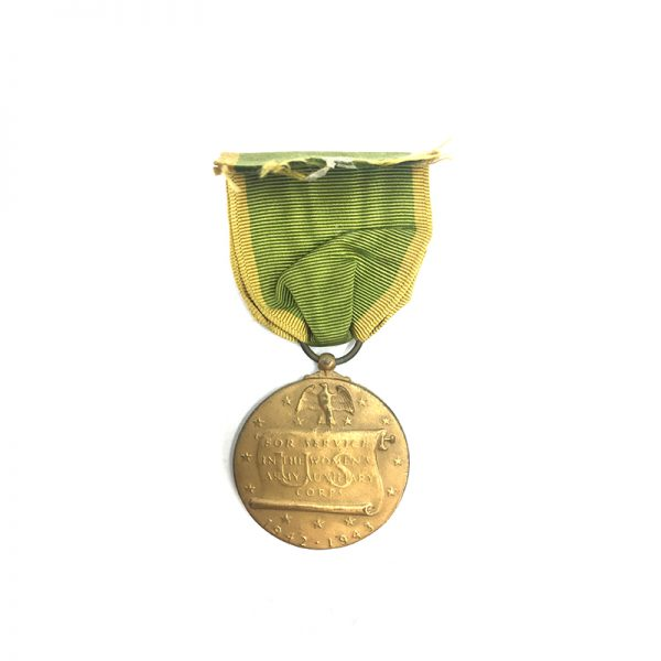 Womens Army Corps Medal 1942-1943 2