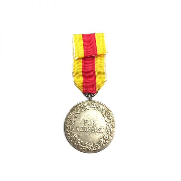 Civil Merit medal Freidrich II silver 2
