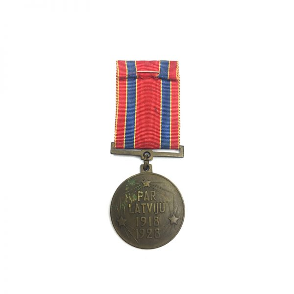 Medal of Independence from the Bosheviks 1918-1928 2