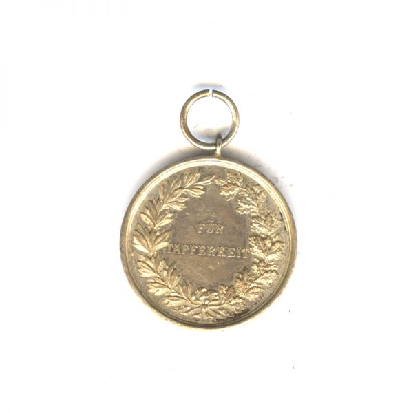 Ernst Ludwig medal for Bravery silvered (n.r.) (L27870)  N.E.F. £30 2