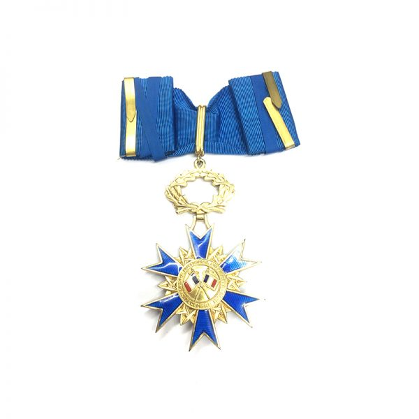 Order of National Merit  1965 Commander 2