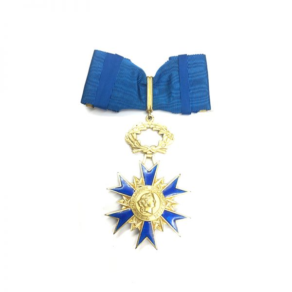Order of National Merit  1965 Commander 1