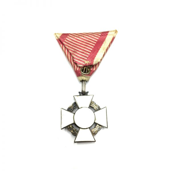 Military Merit Cross  with   war decoration 2