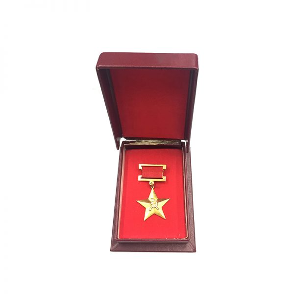 Gold Star of the Hero of Socialist Labour of the People's Republic... 5