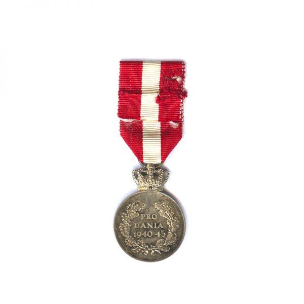 Pro Dania  Medal 1940-1945 2