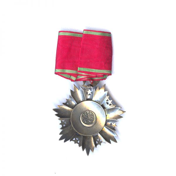 Order of the Medjidie Commander  neck badge with  all gold  centre 2