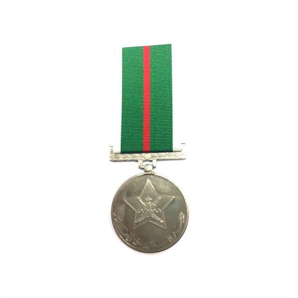 10th Anniversary  medal 1