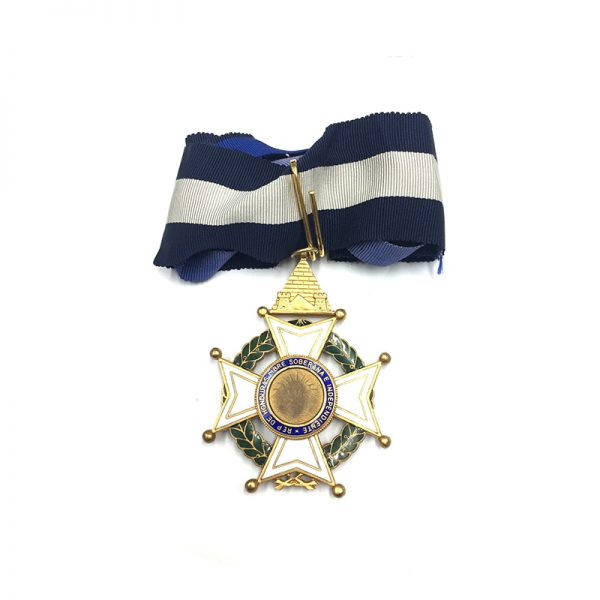 Order of  Francisco Morazan Commander good quality 1