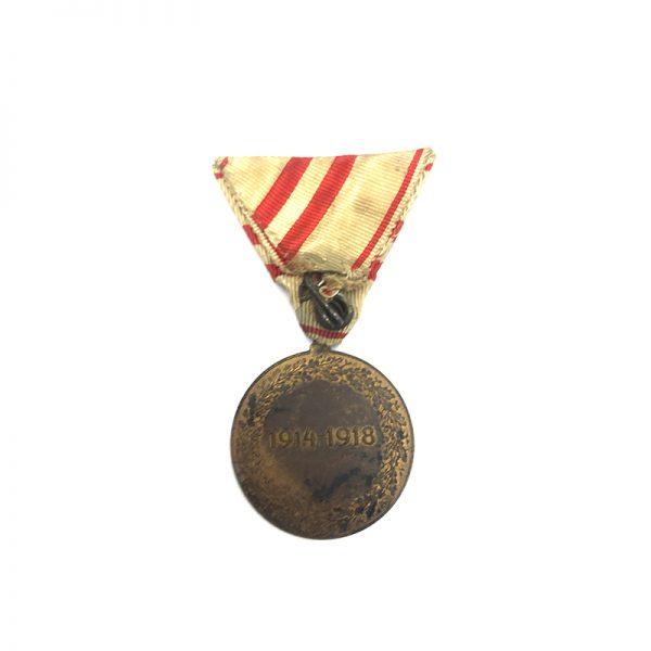 WW1 medal 1914-18 2