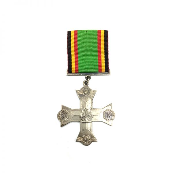 Military Cross ( Idi Amin issued) silver by Spink 1