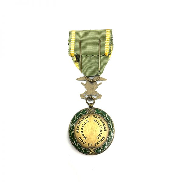 Medaille Militaire Republic Original issue 1968 2