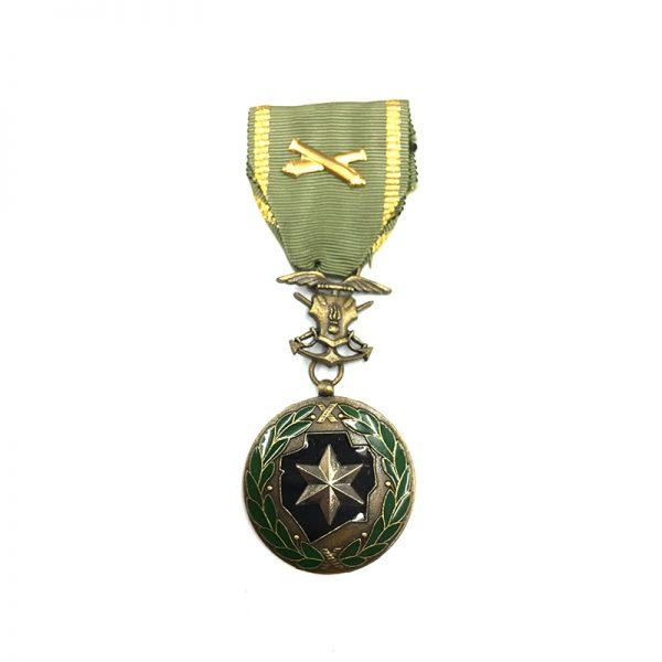 Medaille Militaire Republic Original issue 1968 1