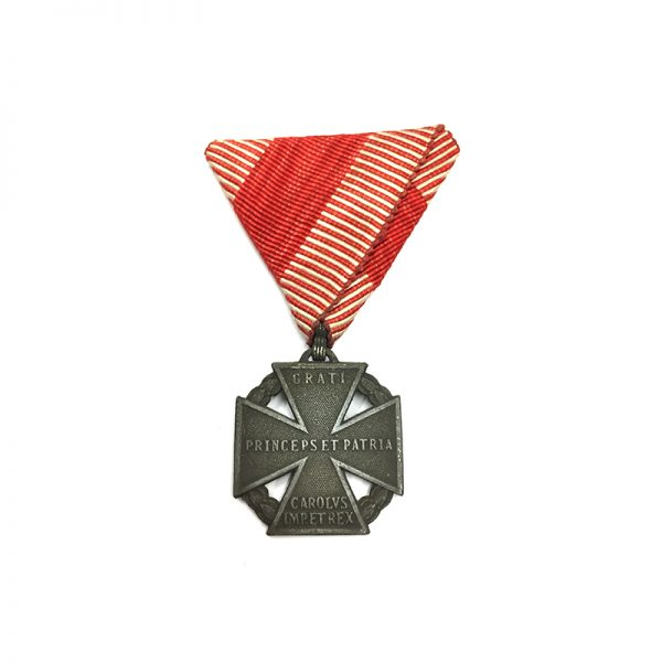 Karl Troop Cross 1916 1