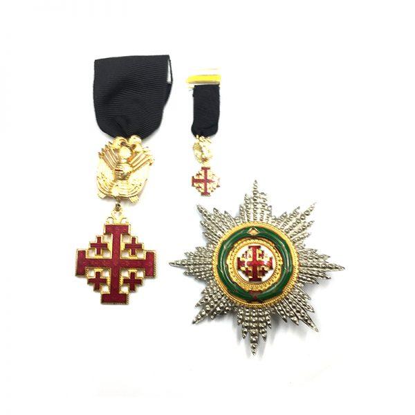 Order of the Holy Sepulchre of Jerusalem Grand Officer 1