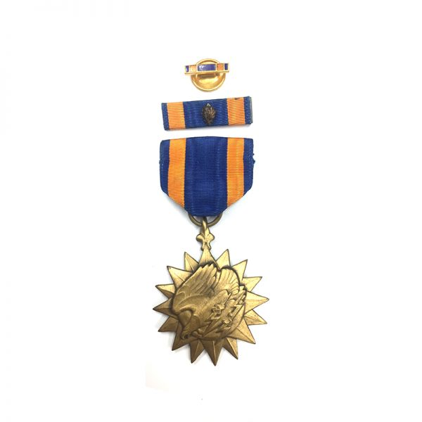 Air  medal older issue new ribbon 1