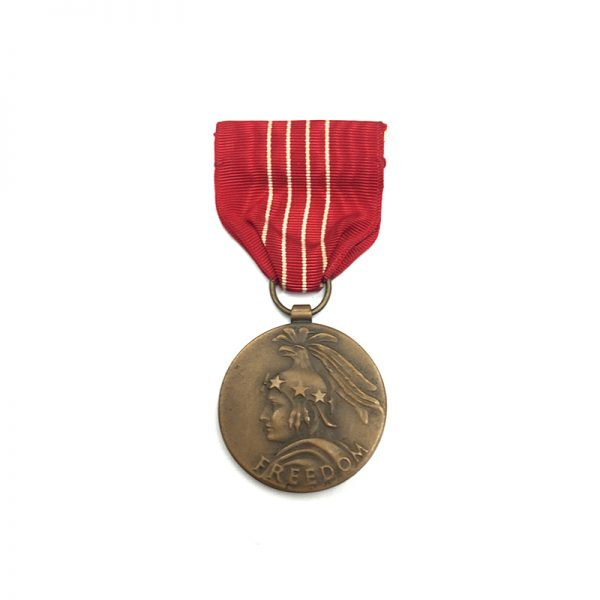 Medal of Freedom old early original  issue  toned 1