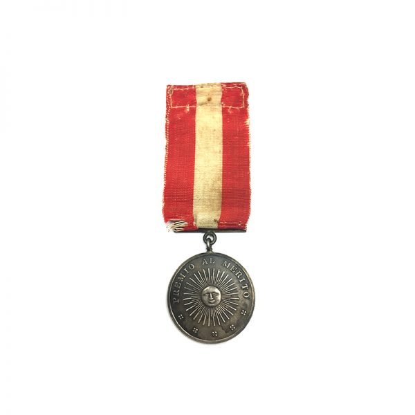 Medal of Merit 1st Class City of Iquitos 2