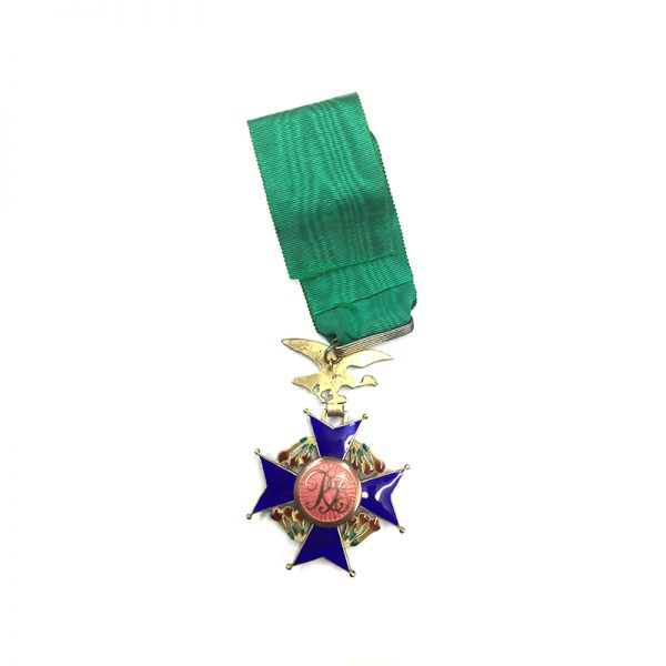 Order of the Condor of the Andes Commander 2
