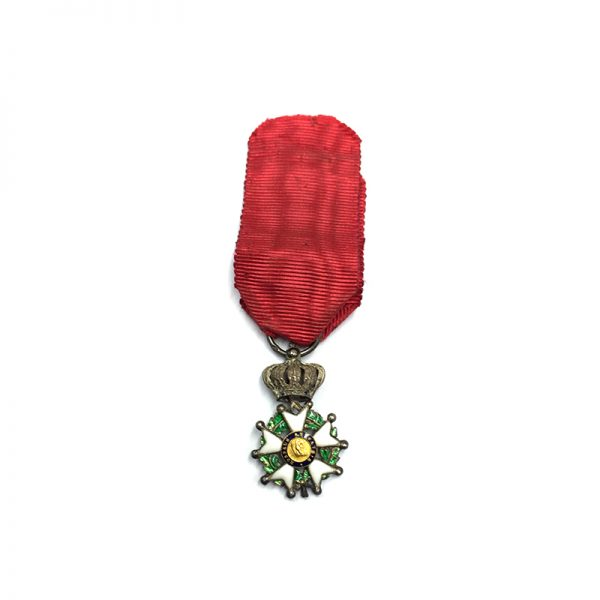 Legion D'Honneur  2nd Empire Crimea period small sized 1