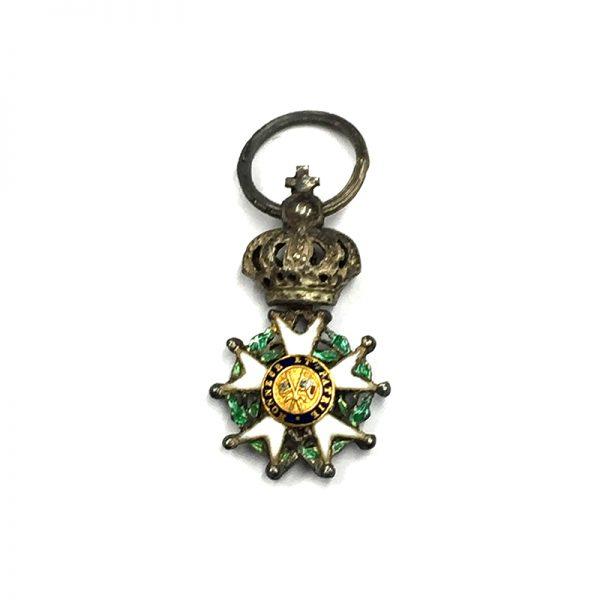 Legion D'Honneur  Henri IV 1830-48 period small sized 2