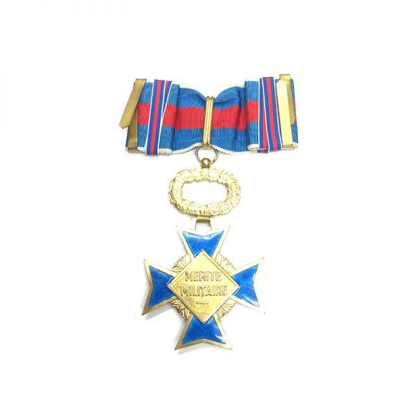 Order of Military Merit Commander 1957 neck badge 2