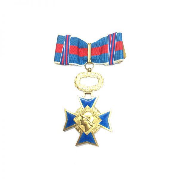 Order of Military Merit Commander 1957 neck badge 1