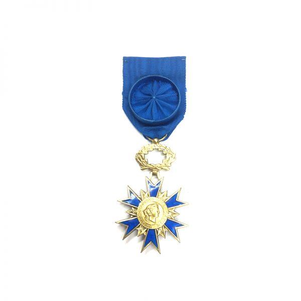 Order of National Merit  1965 Commander 1