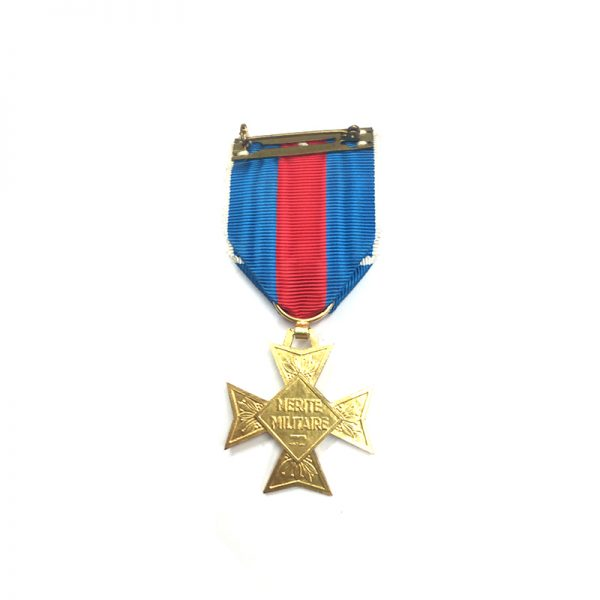 Order of Military Merit officer 1957 2