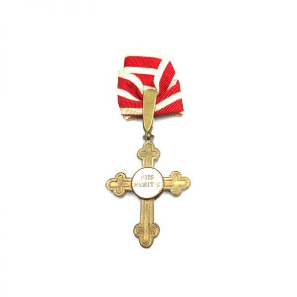 Chaplains Military Merit Cross  1st class 1