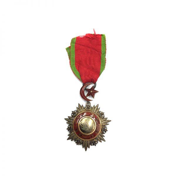 Order of the Medjidie 5th Class Crimea period 1