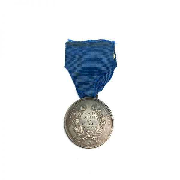 Al Valore Militare Guerre d'Italie Crimea silver 2