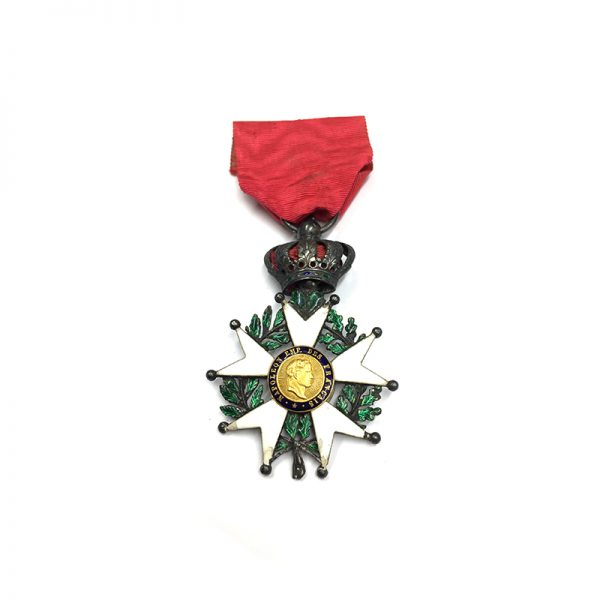 Legion D'Honneur Presidence 1851-1852 Knight 1